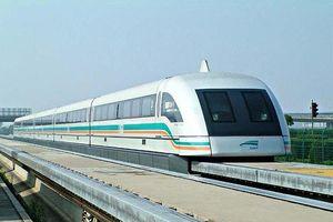 Trung Quốc sản xuất tàu hỏa đệm từ trường 600 km/h
