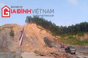 Hòa Bình: Lợi dụng việc san gạt để 'khai thác' đất rừng, chính quyền ở đâu?