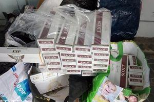 An Giang: Buôn lậu đường và thuốc lá tăng trở lại
