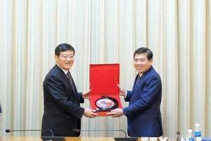 Tạo điều kiện thuận lợi cho doanh nghiệp Việt-Trung hợp tác đầu tư