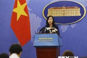Cuộc đua thuyền cúp Ty Nam đã xâm phạm chủ quyền biển đảo của Việt Nam