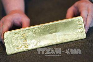 Vàng thế giới giữ giá ở mức trên 1.273 USD/ounce