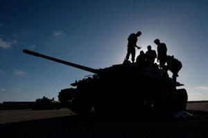 Libya: Tướng Khalifa Hafta từ chối đề xuất ngừng bắn của Pháp