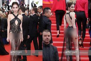 Khoe thân quá lố tại LHP Cannes 2019, có xử phạt được Ngọc Trinh?
