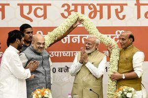 Lãnh đạo thế giới chúc mừng Thủ tướng Modi
