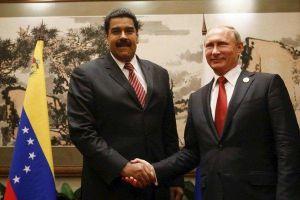 Lý do Nga nhất quyết bảo vệ chính quyền TT Venezuela Nicolas Maduro