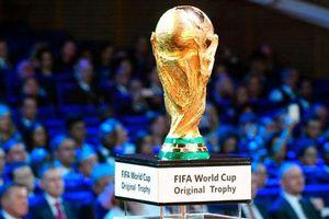 CHÍNH THỨC: FIFA không tăng số đội dự World Cup lên 48