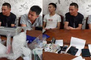 Nghệ An: Triệt phá nhóm đối tượng buôn bán ma túy trên quốc lộ 7