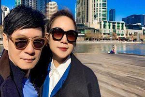 Lý Hải - Minh Hà dạo chơi nước Úc, vợ chồng 4 con mà tình cảm thế này ai chẳng ganh tỵ