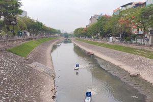Nước sông Tô Lịch ' hồi sinh' sau một tuần được giải cứu?