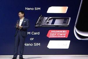 Bị Hiệp hội thẻ SD xóa tên hội viên, điện thoại Huawei sẽ không được sử dụng thẻ nhớ MicroSD nữa