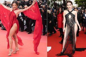 Ngọc Trinh vẫn chưa là mỹ nhân mặc 'hớ hênh' nhất LHP Cannes 2019?
