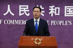 Trung Quốc lên án Mỹ gây sức ép lên Huawei