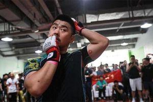 Từ Hiểu Đông: 'Võ Trung Quốc cũng chẳng bằng một góc của MMA'