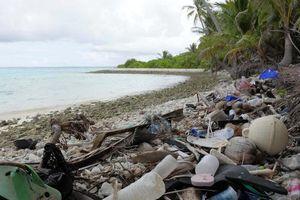 Tìm thấy 414 triệu mảnh rác nhựa trên đảo nhỏ ở Ấn Độ Dương