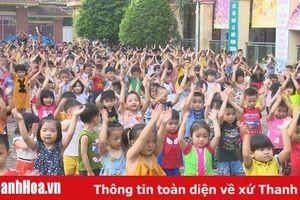 Lễ phát động Tháng hành động vì trẻ em quốc gia năm 2019 sẽ được tổ chức tại Trường THCS Trần Mai Ninh