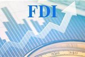 FDI 5 tháng đầu năm 2019 đạt kỷ lục về vốn đầu tư đăng ký trong vòng 4 năm trở lại đây