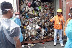 Philippines, Canada căng thẳng vì... rác