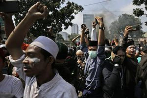 6 người thiệt mạng trong các cuộc biểu tình tại Indonesia
