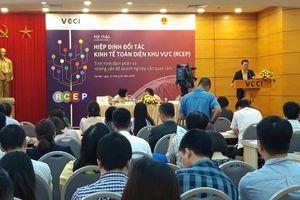RCEP: Thêm cơ hội cho doanh nghiệp Việt 'cất cánh'