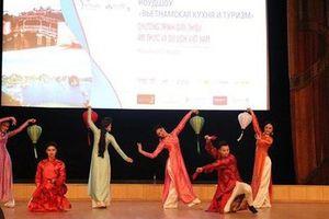 Chương trình giới thiệu du lịch Việt Nam tại Liên bang Nga mở ra nhiều cơ hội hợp tác giữa hai nước