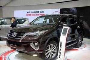 Toyota Fortuner máy dầu sẽ được lắp ráp tại Việt Nam?