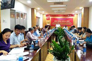 Làm sáng tỏ chủ nghĩa Mác - Lênin vào thực tiễn Việt Nam trong bối cảnh mới