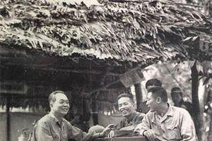 Chính ủy Đặng Tính với đường Trường Sơn huyền thoại