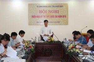 Nam Định: Lo ngại gian lận thi cử bằng công nghệ cao