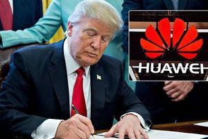 'Triệt hạ Huawei quan trọng hơn đàm phán thương mại với Trung Quốc'