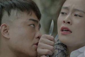 'Mê cung' tập 10: Lam Anh (Hoàng Thùy Linh) bị truy sát