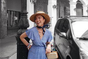 Học Hà Trúc cách chọn outfit năng động cho ngày hè khác biệt