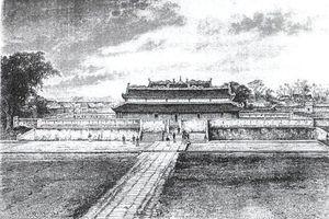 4 ngọn núi có vị trí đắc địa giữa thành Hà Nội xưa