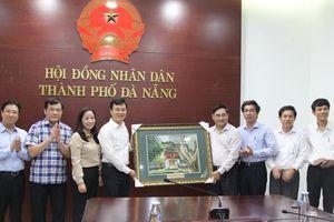 Ban Đô thị TP Hà Nội làm việc với Ban Đô thị TP Đà Nẵng: Trao đổi nhiều kinh nghiệm trong quy hoạch, phát triển đô thị