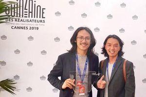 Việt Nam giành giải phim ngắn illy tại Cannes 2019