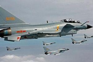 Hệ quả phi công Trung Quốc tập luyện cường độ cực cao