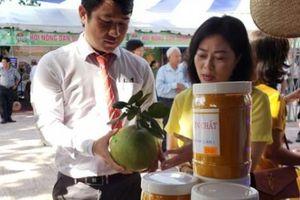 La liệt cá ngừ, rau ngon, cây đẹp... ở phiên chợ nông sản Đà Nẵng