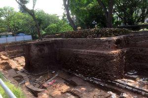 Cần có nghiên cứu tổng thể và kết nối trong khai quật Hoàng thành Thăng Long