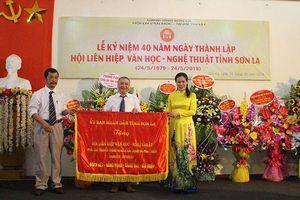 Kỷ niệm 40 năm thành lập Hội Văn học nghệ thuật tỉnh Sơn La