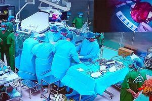Thái Bình lần đầu phẫu thuật tim hở thành công cho một bệnh nhân