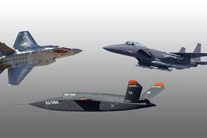 Mỹ sẽ đưa UAV 'song hành' cùng tiêm kích hiện đại
