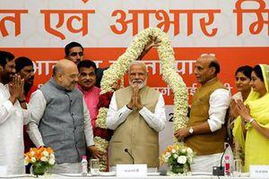 Bầu cử ở Ấn Độ: Đảng của Thủ tướng Modi giành chiến thắng