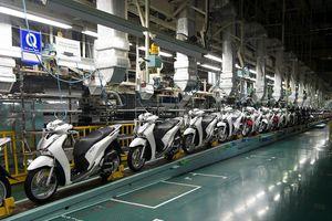 Honda Việt Nam bán 2,56 triệu xe máy trong năm 2019