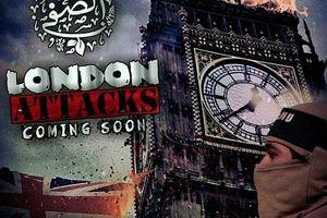IS bất ngờ tung poster ghê rợn, đe dọa tấn công New York, London