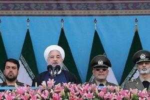 Iran tuyên bố sẽ không đầu hàng dù căng thẳng 'lên cao đỉnh điểm'
