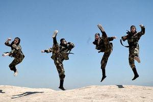 Tiết lộ về đội nữ đặc nhiệm 'ninja' của Iran trong bối cảnh căng thẳng với Mỹ