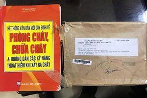 Cảnh giác chiêu giả danh cảnh sát bán tài liệu, phương tiện PCCC với giá 'cắt cổ'