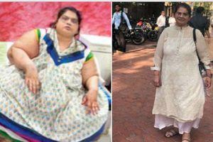 Người phụ nữ 'khủng' nhất châu Á giảm cân từ 300 kg xuống còn 86 kg