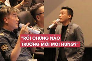 Phản ứng của Lam Trường khi Đàm Vĩnh Hưng muốn góp mặt vào 'Lam Trường 9pm live' mùa 2