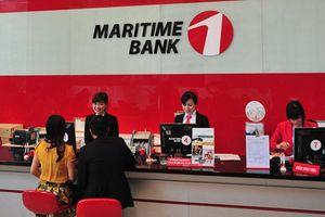 Cổ phiếu Maritime Bank được chào giá 11.800 đồng
